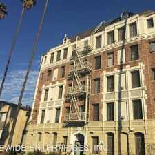 Rental info for 326 S. Normandie Ave. in the Los Angeles area