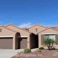 Rental info for 16532 W. Almeria Rd.