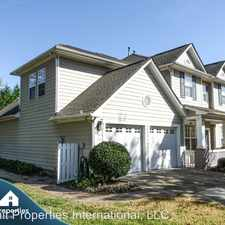 Rental info for 13205 Arbor Day Court in the Charlotte area
