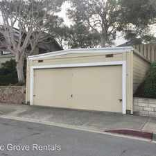 Rental info for 189 Evans in the Monterey area