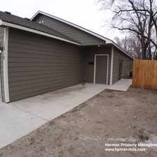 Rental info for 1810 S Bonn Ave in the Wichita area