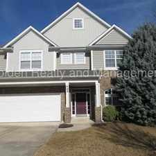Rental info for Gorgeous and spacious home in Cary! in the Cary area