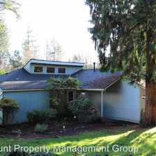 Rental info for 6821 42nd Ave Ct nw