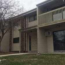Rental info for 629 Westridge Dr - #7 in the West Bend area