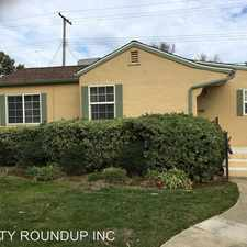 Rental info for 4417 V St in the East Sacramento area