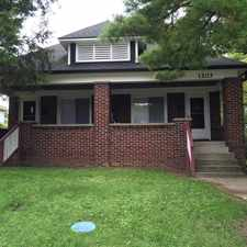 Rental info for 1203 Evison Street in the Fountain Square area