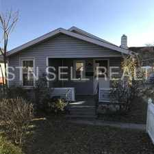 Rental info for 2433 Paradise Avenue in the Toledo area