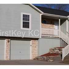 Rental info for 1869 Current Street Liberty MO 64068