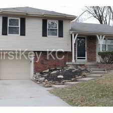 Rental info for 5000 Northeast 56th Place Kansas City MO 64119 in the Ravenwood-Somerset area