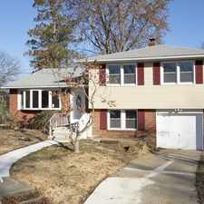 Rental info for Gorgeous 3 bedroom Cherry Hill Home on Sale!