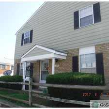 Rental info for Nice townhome in AA County close to shopping and transportation!