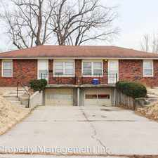 Rental info for 1907 S. Hawthorne Ave. in the Kansas City area