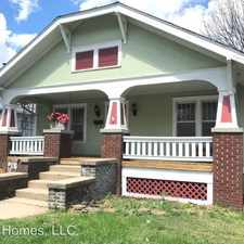 Rental info for 1351 E. Cherry - A in the Springfield area