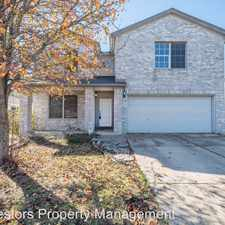 Rental info for 609 Riverway Ln in the Leander area