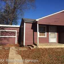 Rental info for 2702 Meadow
