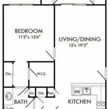 Rental info for Arcadia Run in the Linton Hall area