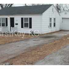 Rental info for 2219 S Hall in the Independence area