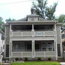 Rental info for 29 & 31 Patterson Ave. in the Columbus area
