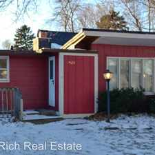 Rental info for 7426 Paul Bunyan Rd in the 53402 area