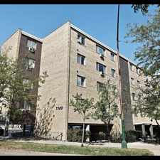 Rental info for 7320 N Rogers Ave. in the Chicago area