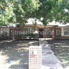 Rental info for 1316 Spyglass Drive in the Fort Worth area