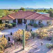 Rental info for 8525 E LOS GATOS Drive Scottsdale Four BR, This stunning home in the Scottsdale area