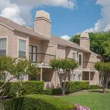 Rental info for Waterford on the Meadow in the Plano area