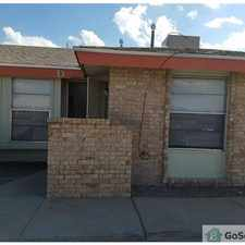 Rental info for 2 bed - 1 bath near the intersection of Vista Del Sol and George Dieter in the El Paso area