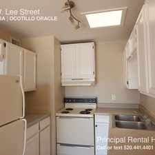 Rental info for 211 W. Lee Street in the Tucson area