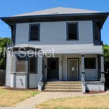 Rental info for GORGEOUS & REFINED BUILT IN 1905! 2BED/1 BATH WITH OFFICE/DEN!