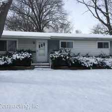 Rental info for 4042 Euclid Ave in the Fort Wayne area