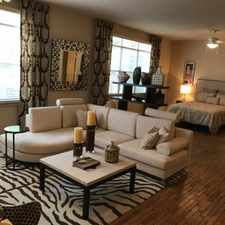 Rental info for State St in the Dallas area