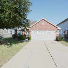 Rental info for Wonderful 3/2 Home!!! in the 77545 area