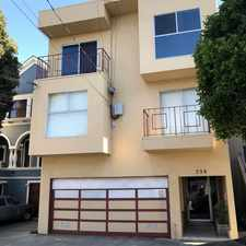 Rental info for 538 3rd Avenue - 6 in the San Francisco area