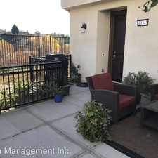 Rental info for 40342 Calle Real