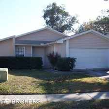 Rental info for 2913 CURRY WOODS DRIVE in the Orlando area