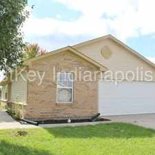 Rental info for 5033 Rocky Forge Dr in the Indianapolis area