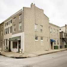 Rental info for 217 Albemarle Street in the Little Italy area
