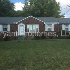 Rental info for Woodbine in the Glencliff area