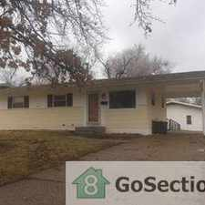 Rental info for Great 3 bed 2 bath with full finished basement in the St. Louis area