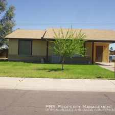 Rental info for 5801 South 46th Street in the Phoenix area