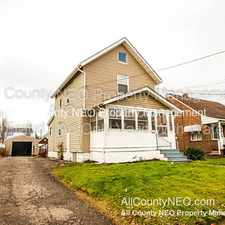 Rental info for 1074 Wyley Ave