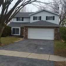 Rental info for For Rent-4 Bedroom In Quiet Cul-de-sac-Naperville in the Naperville area