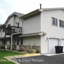 Rental info for 11302 Ibis St NW in the 55433 area