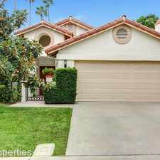 Rental info for 4106 Caminito Terviso in the San Diego area