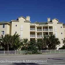 Rental info for 3135 Highway A1A Unit 303