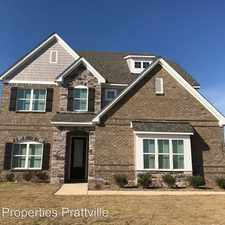 Rental info for 1311 Witherspoon Drive