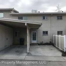 Rental info for 184 E 2090 N in the 84601 area