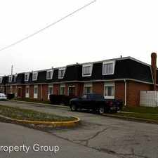 Rental info for 2505 E. 10th St. in the 46016 area