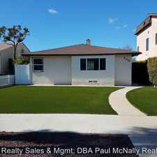 Rental info for 230 D Avenue in the San Diego area